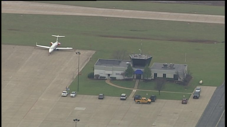 Spirit of St. Louis Airport: Taxiway C Improvements