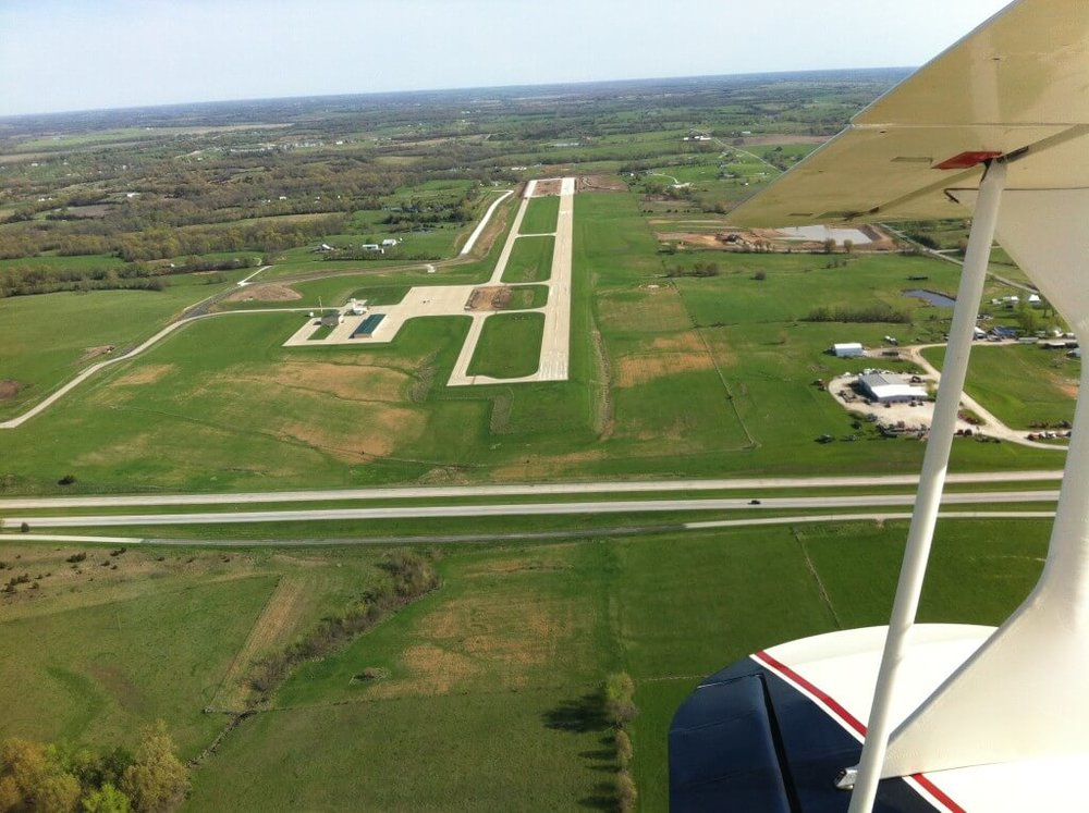 North Central Missouri Regional Airport: Runway and Taxiway Extension