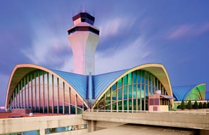 Lambert St. Louis International Airport - Project Gallery