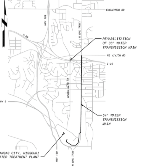 Arrowhead Water Transmission Main Phases 1,2,3 and 4
