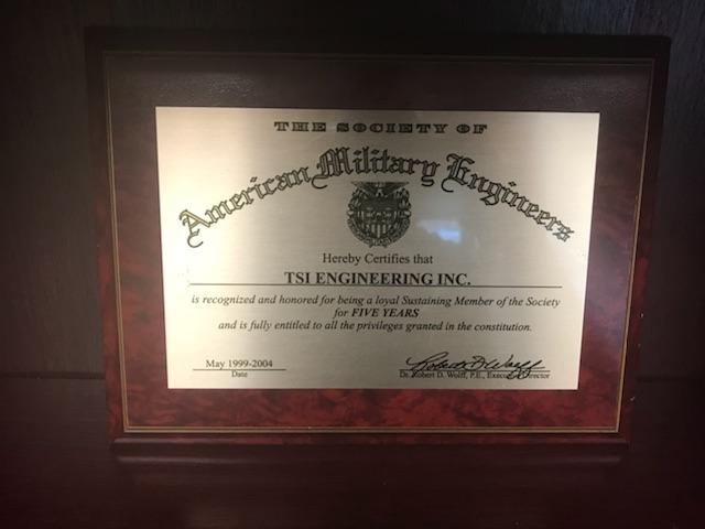 Membership Recognition Award