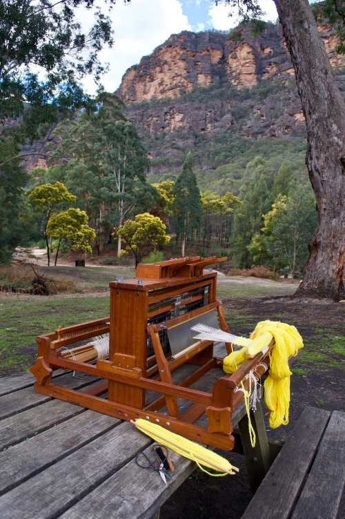 Weaving in Capertee Valley.jpeg