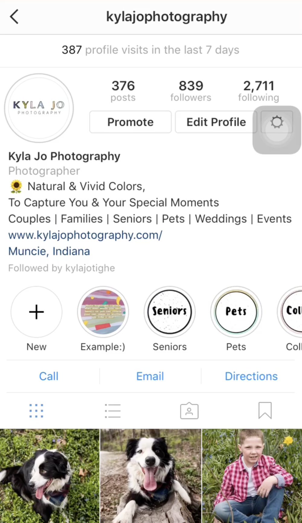 Tutorial on Instagram Highlighted Stories