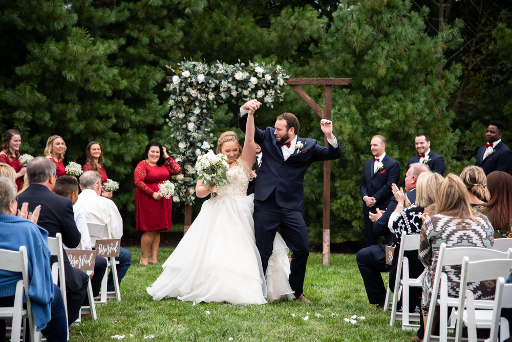 Kyla Jo Photography Muncie Indiana Wedding