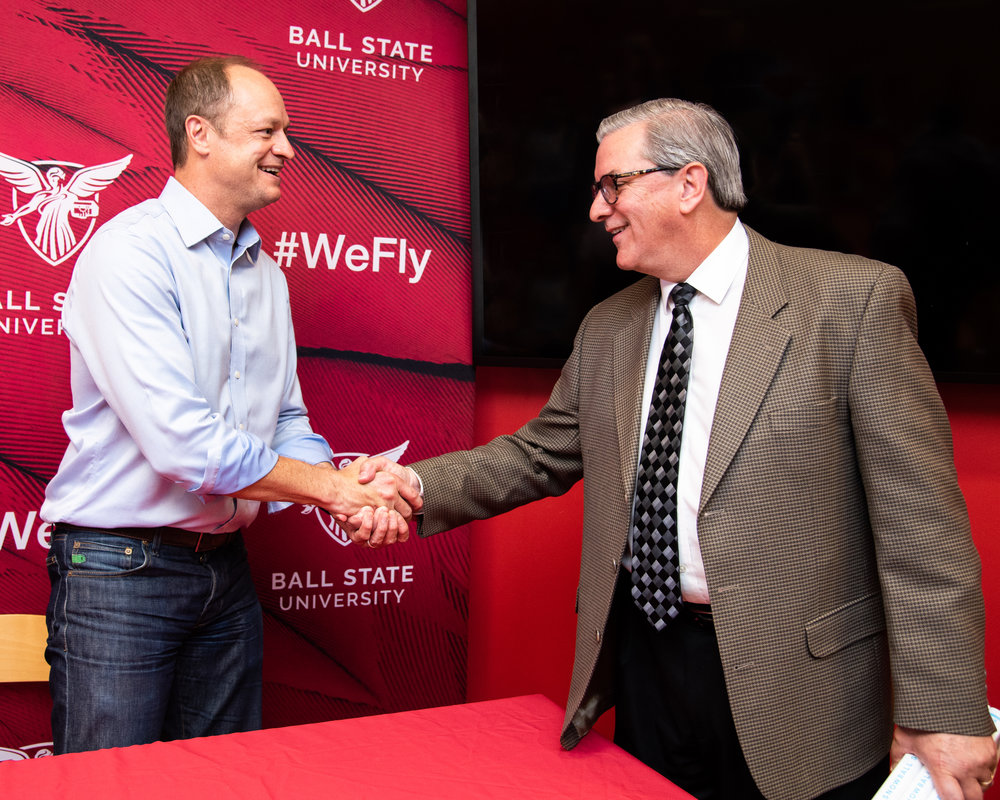 Ball State University: Miller College of Business - Event Photography