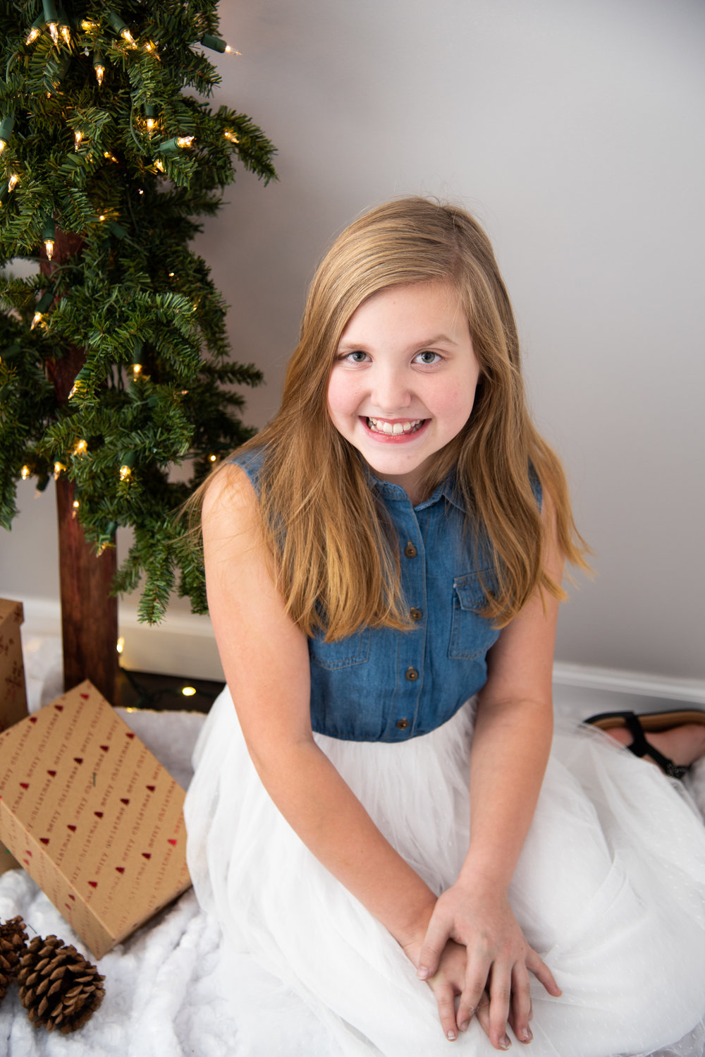 Christmas Minis with Kyla Jo Photography Muncie Indiana Studio Photography