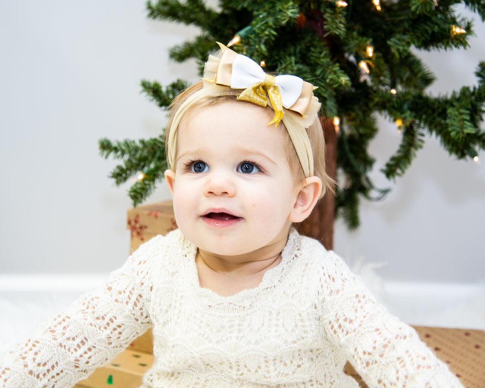 Kyla Jo Photography // Muncie. Indiana // Midwest Photographer // Studio Photography // Christmas Family Session
