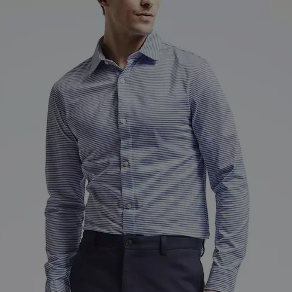 be495500 The Most Comfortable Shirt Banana Republic Makes Reviewed — The Peak ...