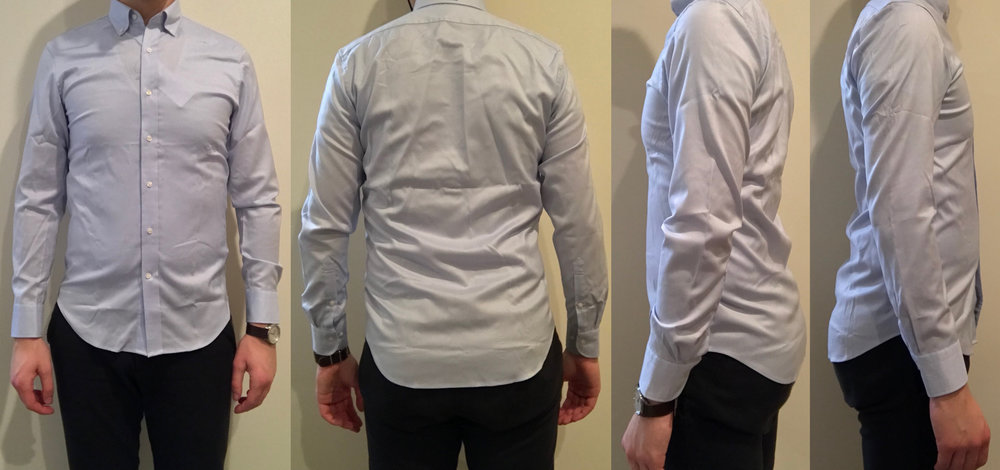 the new custom dress shirts from uniqlo a detailed review the