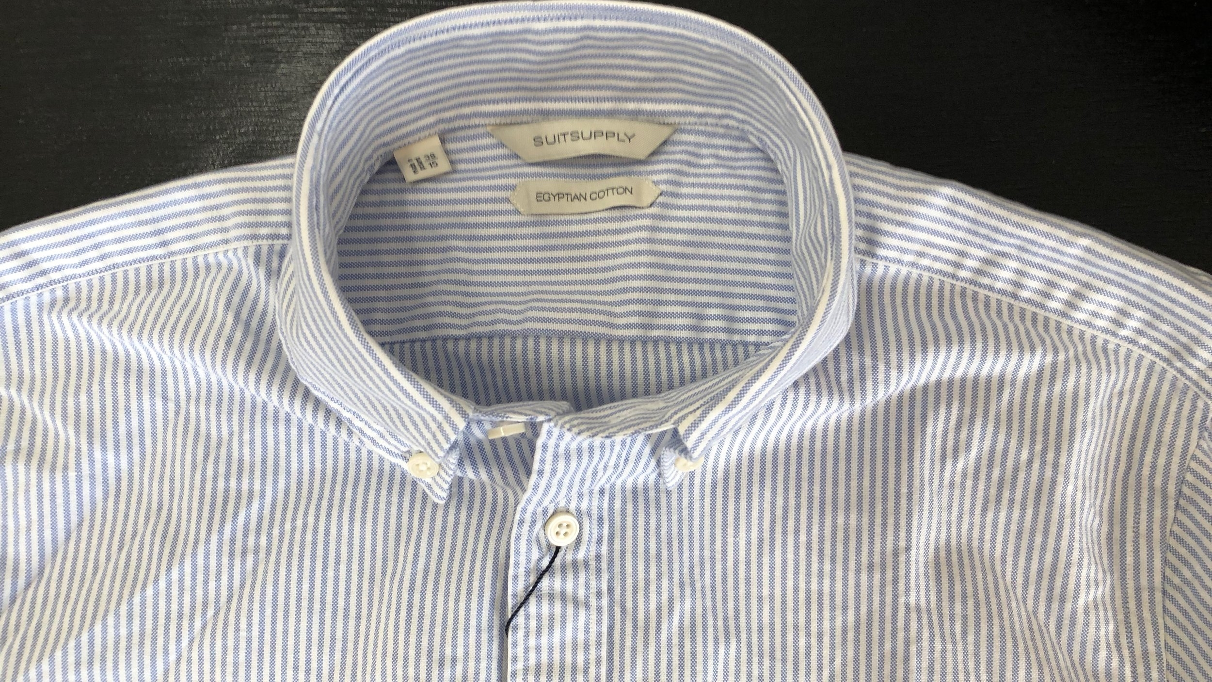 The new custom dress shirts from uniqlo a detailed for Charles tyrwhitt shirts review