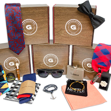 Gentleman's Box - $25 per month