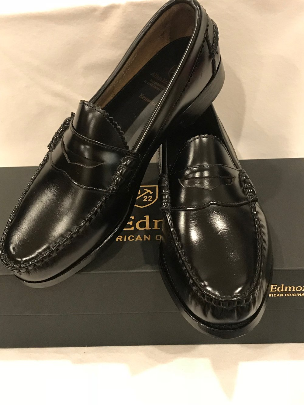 c67b2aa78ed A Review of the Allen Edmonds Kenwood Black Penny Loafer (+ M.Gemi ...