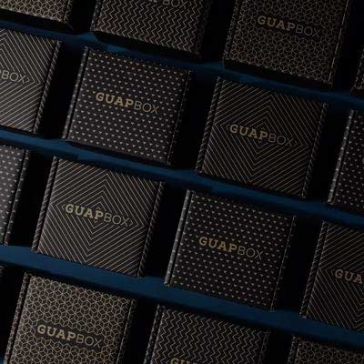 Guapbox - The monthly men's accessory box from Ties.com