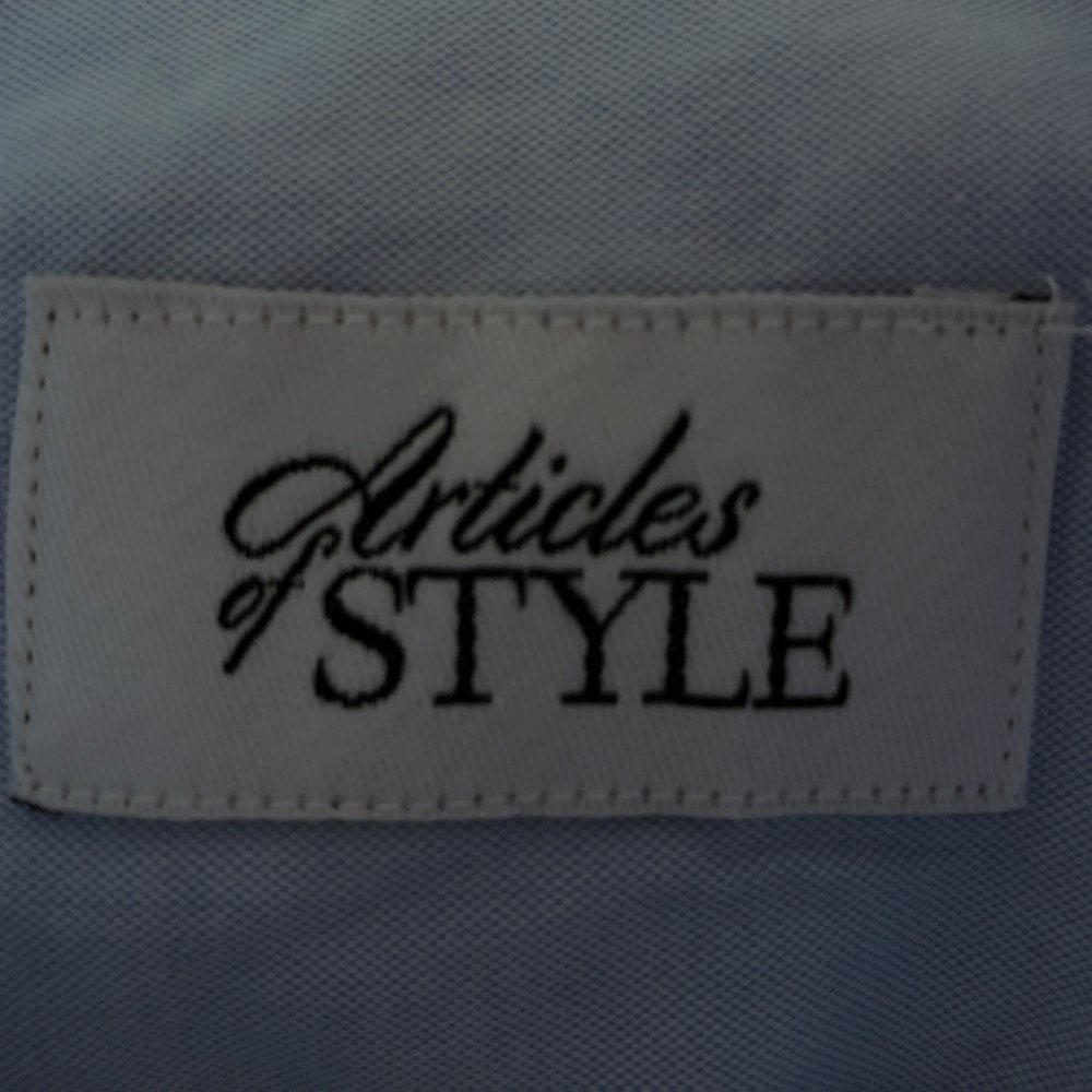 Articles of Style -