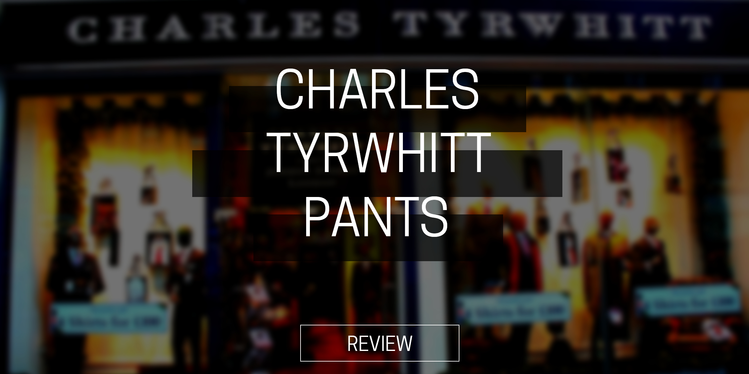 Review The New Extra Slim Fit Stretch Chino And More From Charles