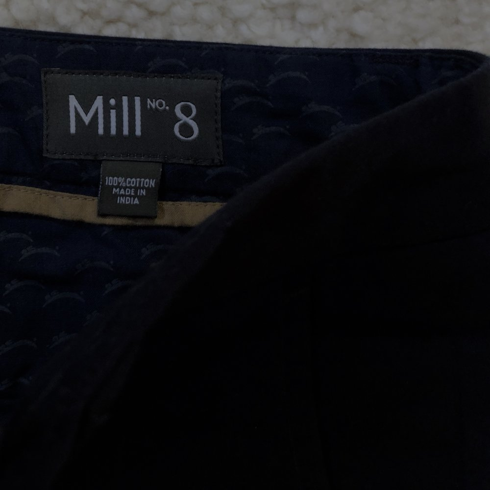 Mill No. 8 -