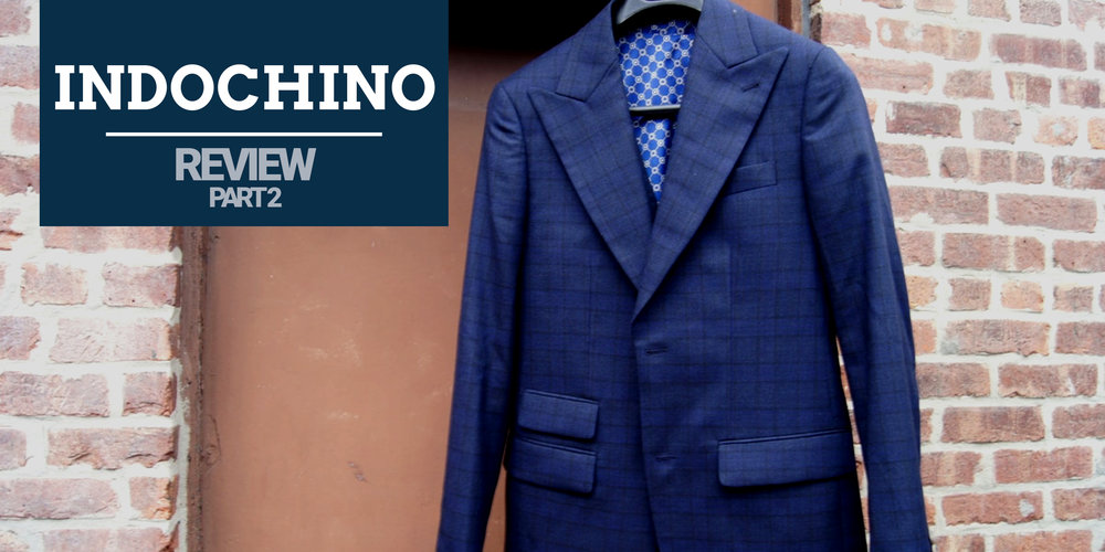 The Full Indochino Custom Suit Review & Comparison To