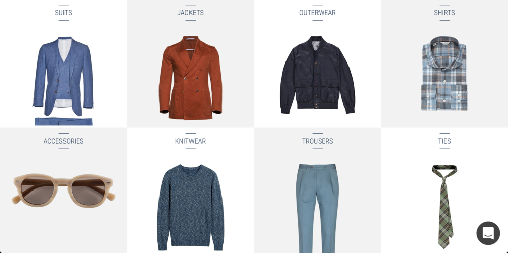 The SuitSupply Online Outlet Is Now Live! — The Peak Lapel
