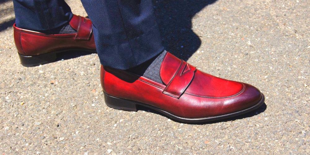 18f5fb59d3f Review  Paul Evans Dress Shoes — The Peak Lapel