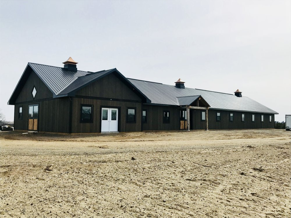 Horse Barns / Riding Arenas -