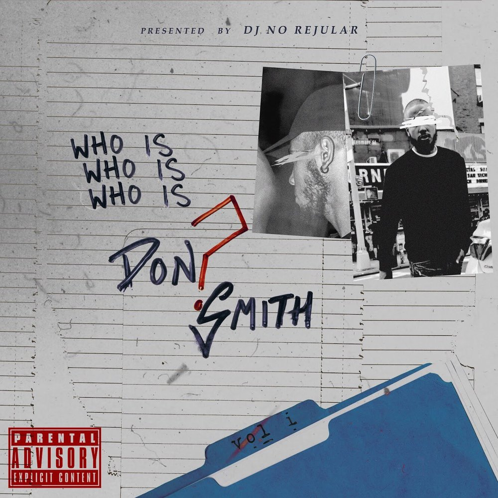 donSMITH - Who Is donSMITH Vol 1 (Album Cover Art).JPG
