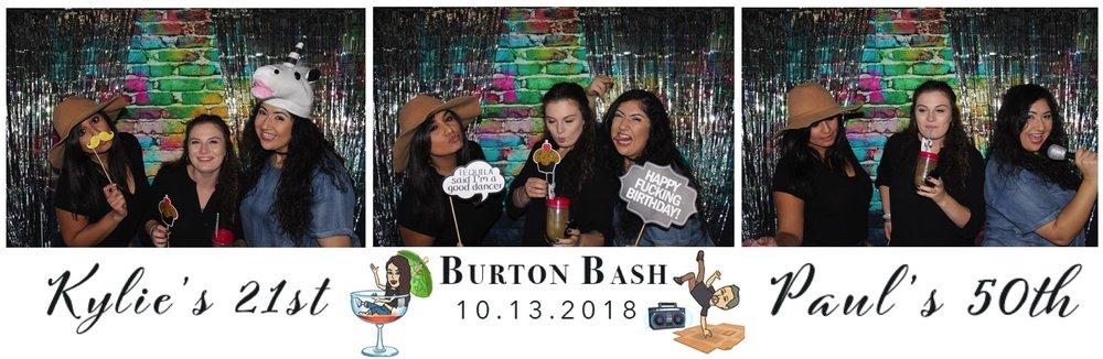 Birthday Party | Custom strip option