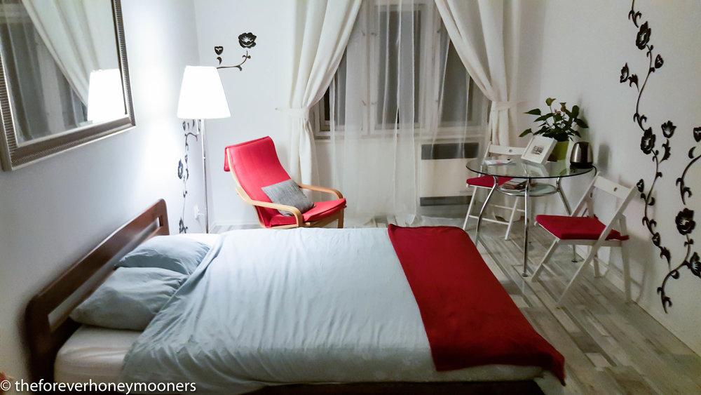 Room in Prague