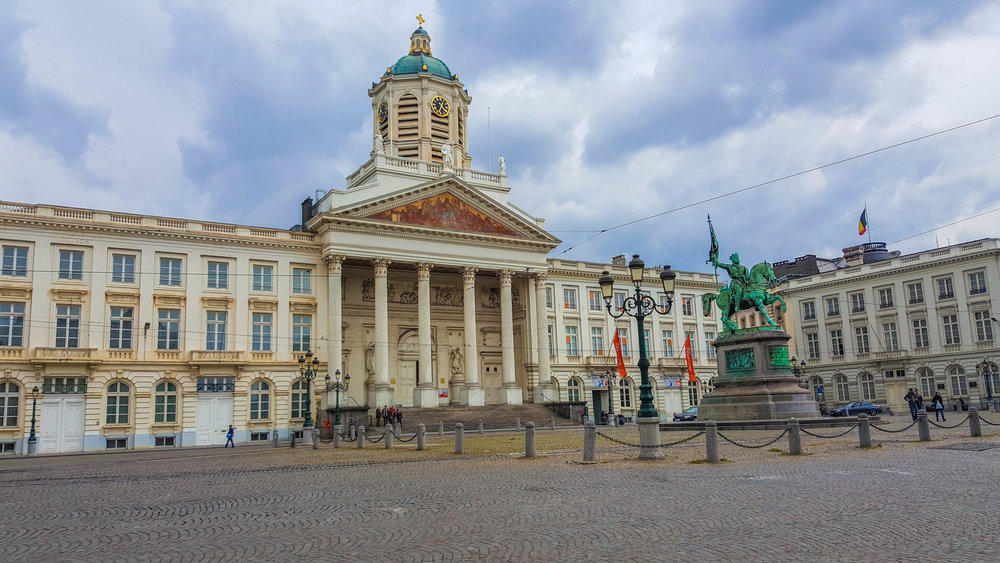 Place Royale - Koningsplein