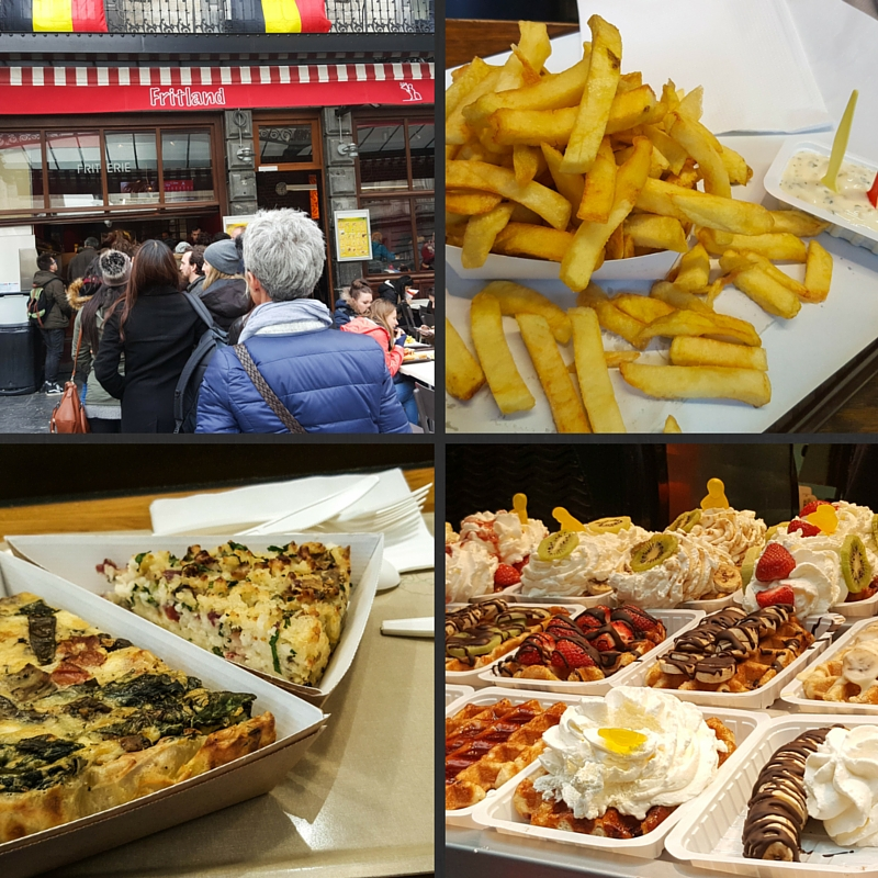 "the ""original"" french fries, quiche, more waffles"
