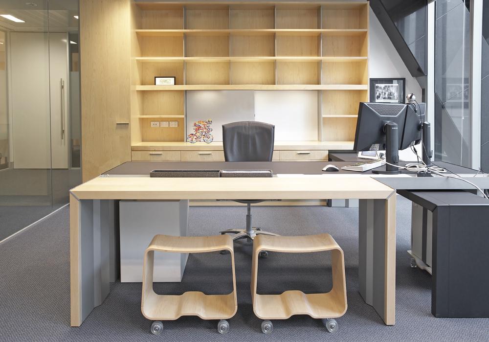 Rina Cohen Interiors, RCI Designs, Interior Design, Desk CBD Office