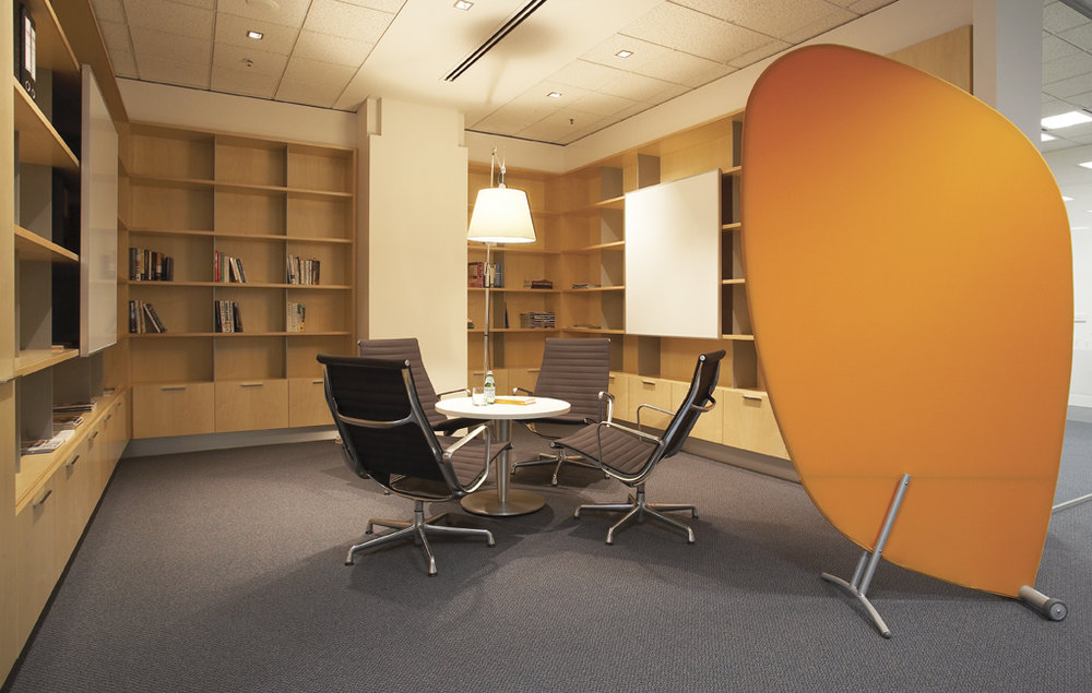 Rina Cohen Interiors, RCI Designs, Interior Design, Library CBD Offices
