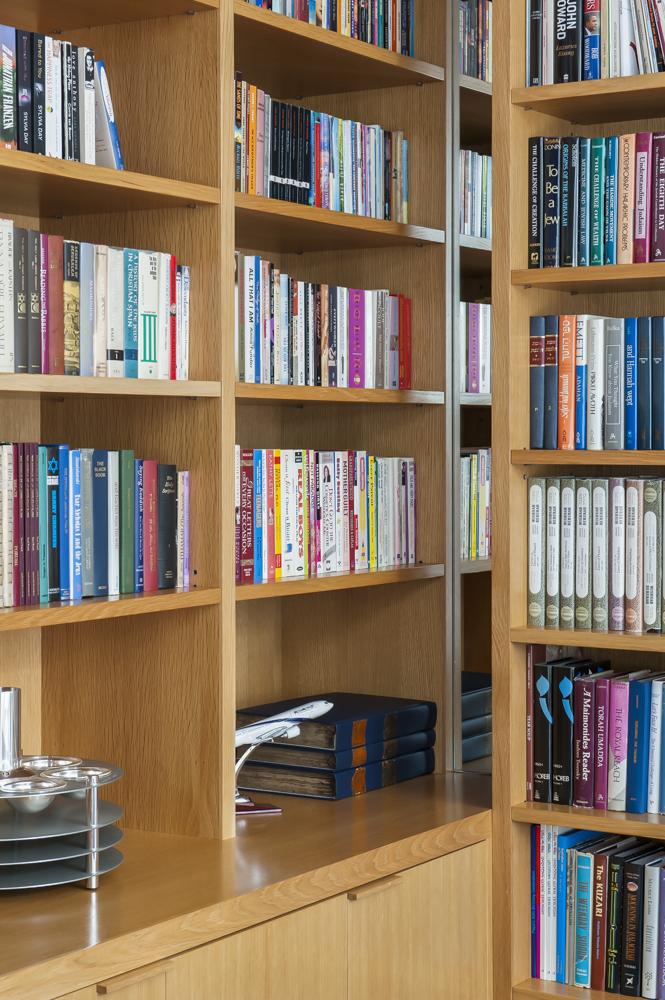 Rina Cohen Interiors, RCI Designs, Interior Design, Study