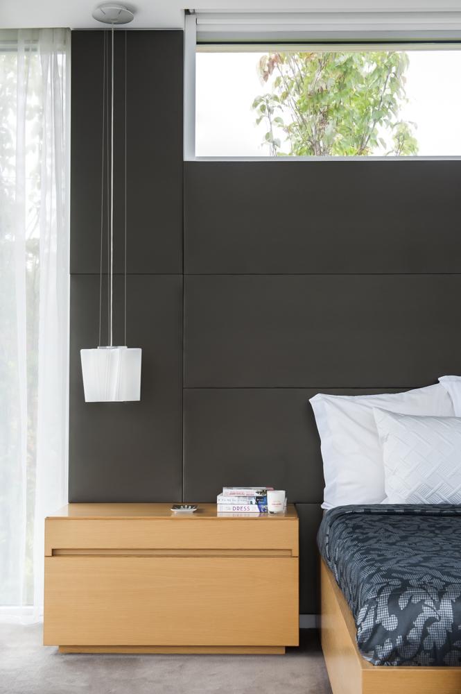 Rina Cohen Interiors, RCI Designs, Interior Design, Master Bedroom Custom Bedside table detail