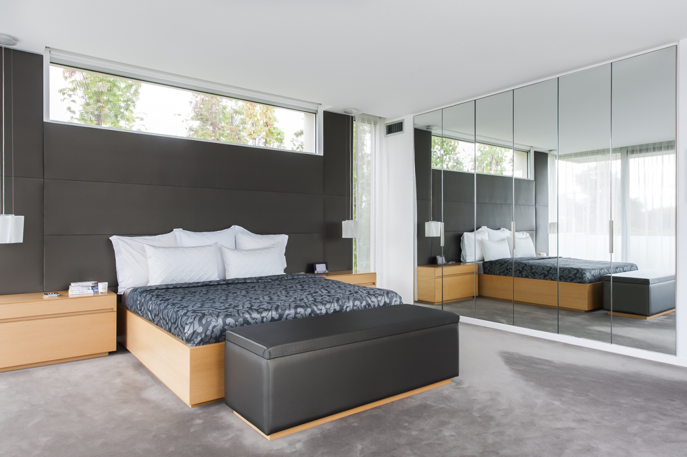 Rina Cohen Interiors, RCI Designs, Interior Design, Master Bedroom over view