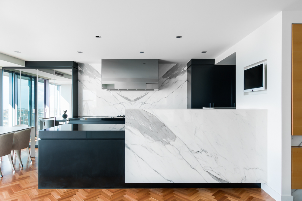 Rina Cohen Interiors, RCI Designs, Interior Design Award Winning Kitchen,Marble and Granite