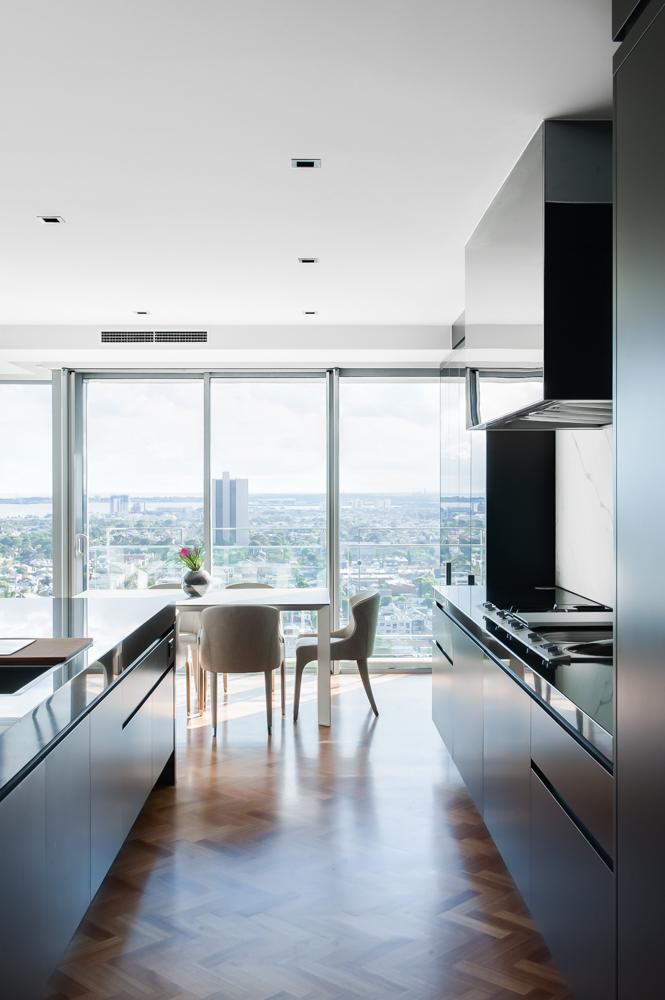Rina Cohen Interiors, RCI Designs, Interior Design Award Winning Kitchen,Marble and Granite, Kitchen View