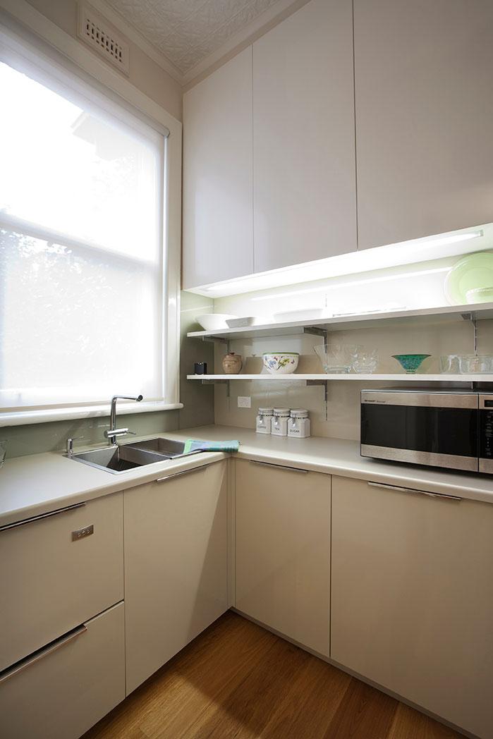 Rina Cohen Interiors, RCI Designs, Interior Design, RCI Designs Island Kitchen,View to Butlers Pantry