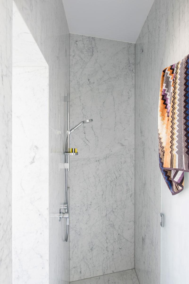 Rina Cohen Interiors, RCI Designs, Interior Design, Bathroom, marble shower