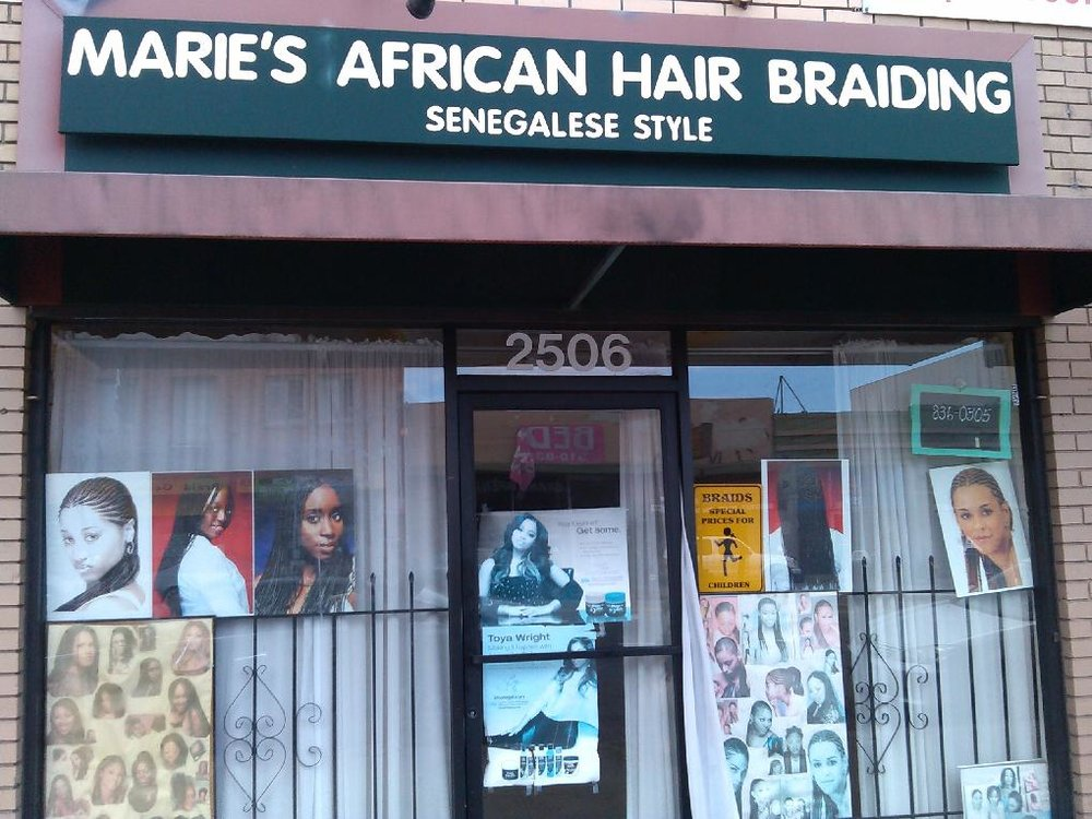 Marie's African Hair Braiding