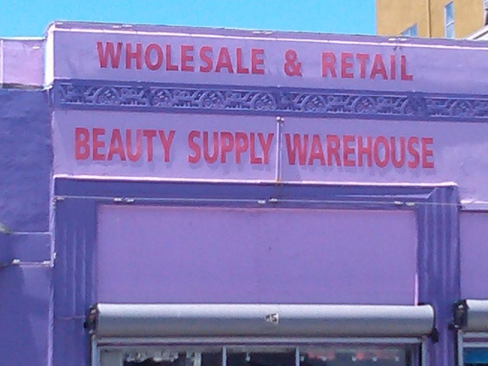 Beauty Supply Warehouse