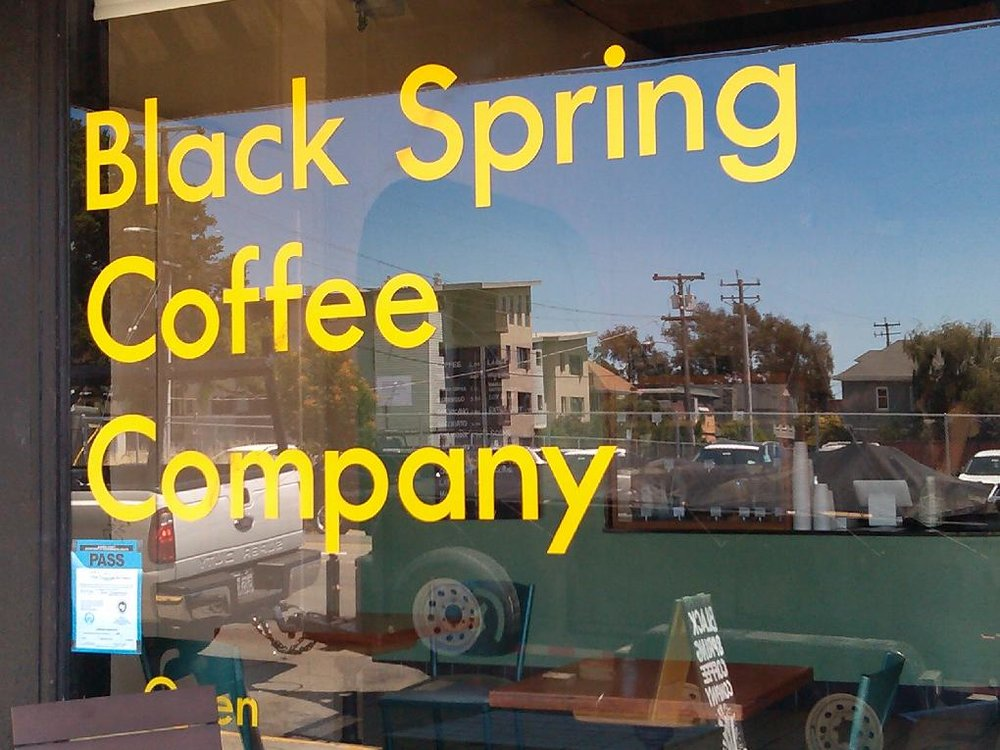 Black Spring Coffee