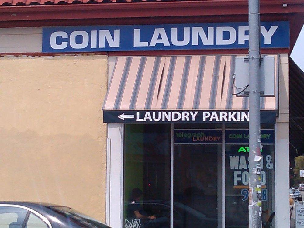 Telegraph Laundry