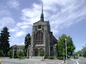 First Presbyterian Church Of Oakland  Address2619 Broadway  Oakland CA 94612