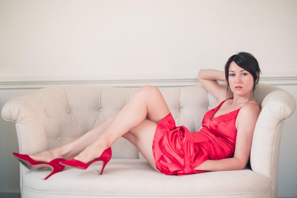sexy red dress bebe.jpg