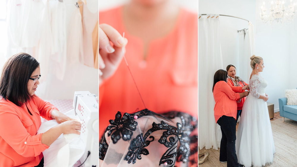 Behind the scenes at Janita Toerien | Photo Debbie Lourens