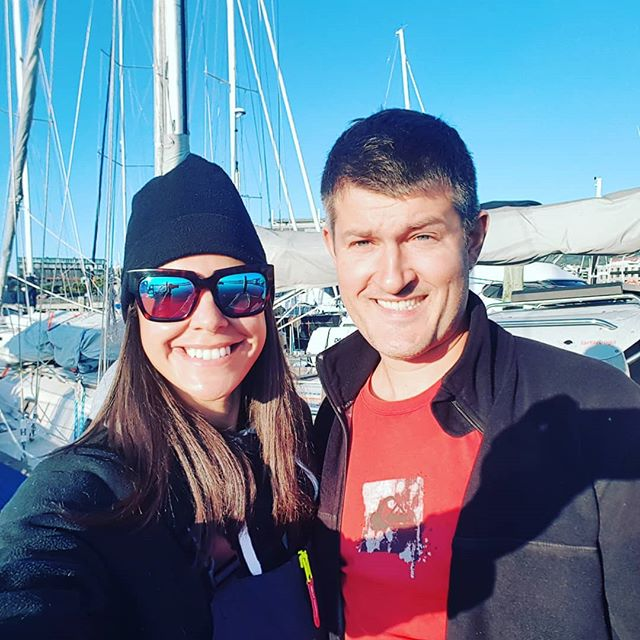 So long New Zealand! We're setting off on our 2,600nm passage to Raivavae in the Australs! We can't wait! . #offshore #offshoresailors #offshoresailing #sail #sailing #sailingtheworld #sailboat #sailinglife #travellife #travelgram #instatravel #traveltheworld #tedsetssail #tedadventures #roaring40s