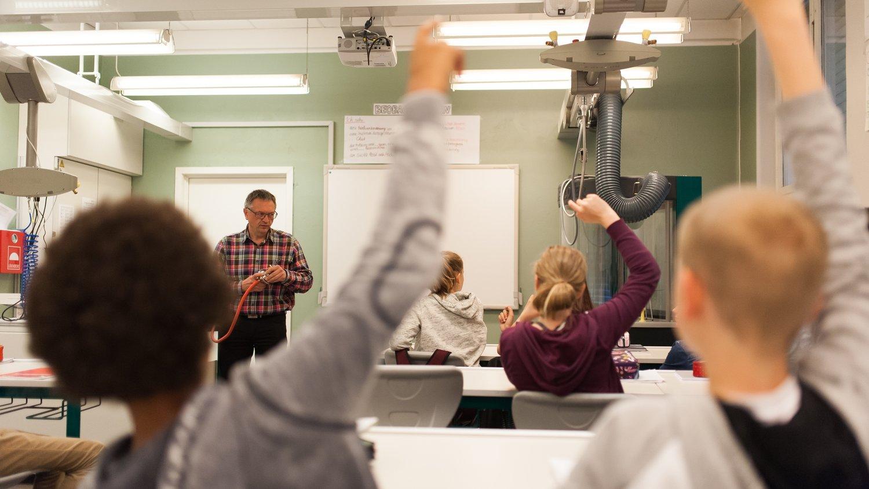 Aufnahme — Deutsche Schule Oslo - Max Tau