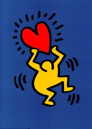 (c) Keith Haring