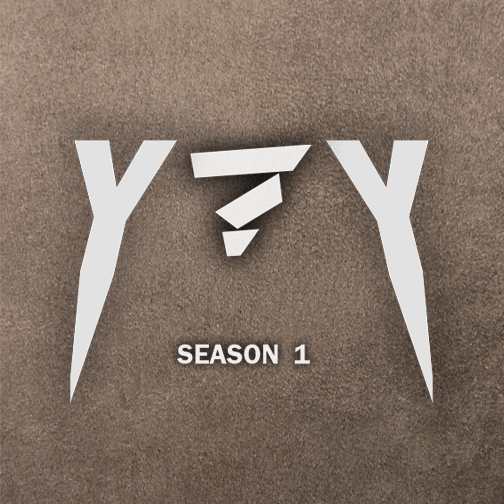 adidas yeezy season one branding concept.