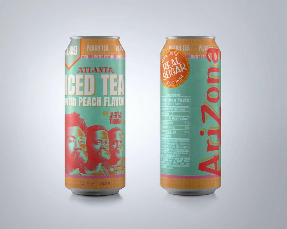 Atlanta x Arizona Peach Iced Tea (Limited Edition)